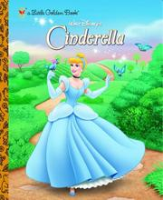 Cover of: Cinderella | RH Disney