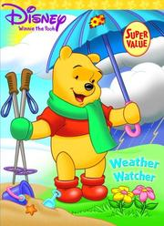 Cover of: Weather Watcher | RH Disney