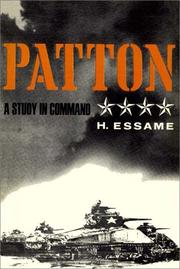 Cover of: Patton | Herbert Essame