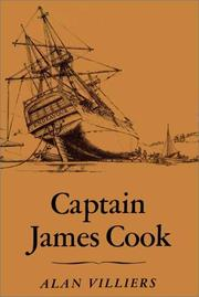 Cover of: Captain James Cook | Alan Villiers