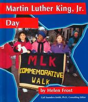 Cover of: Martin Luther King, Jr. Day | Helen Frost