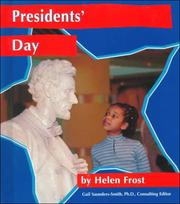 Cover of: Presidents' Day | Helen Frost
