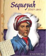 Cover of: Sequoyah by Yvonne Wakim Dennis