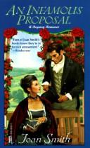 Cover of: Infamous Proposal by Joan Smith