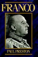 Cover of: Franco by Preston, Paul