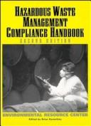 Cover of: Hazardous Waste Management | Brian Karnofsky