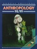 Cover of: Anthropology by Elvio Angeloni