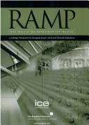 Cover of: RAMP - risk analysis and management for projects | Institution of Civil Engineers (Great Britain).