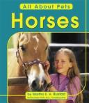 Cover of: Horses | Martha E. H. Rustad