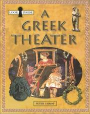 Cover of: A Greek theater | Peter Chrisp