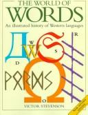Cover of: The world of words | Victor Stevenson