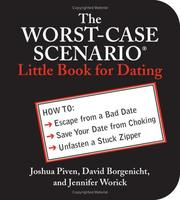 Cover of: The WORST-CASE SCENARIO® Little Book for Dating by David Borgenicht