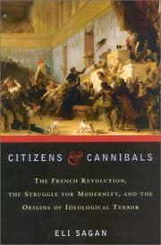 Cover of: Citizens & Cannibals by Eli Sagan