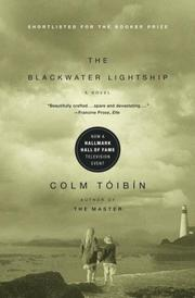 Cover of: The Blackwater Lightship | Colm Toibin
