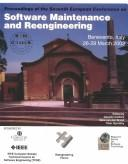 Cover of: Seventh European Conference on Software Maintenance and Reengineering | European Conference on Software Maintenance and Reengineering (7th 2003 Benevento, Italy)