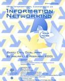 Cover of: Information Networking (Icoin-15 2001) by Japan) International Conference on Information Networking (15th : 2001 : Beppu City
