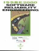 Cover of: 11th International Symposium on Software Reliability Engineering Issre 2000: October 8-11, 2000 in San Jose, California, USA | International Symposium on Software Engi