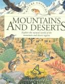 Cover of: Mountains and Deserts | Gerard Cheshire