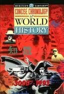 Cover of: Webster's 21st century chronology of world history, 3000 BC-1993 by David Rubel