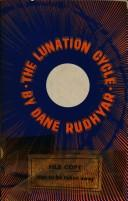 Cover of: Lunation Cycle by Dane Rudhyar