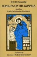 Cover of: Homilia evangelii by Bede the Venerable, Saint