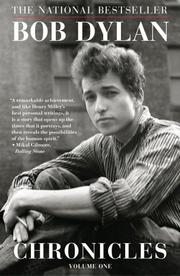 Cover of: Chronicles | Bob Dylan