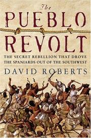 Cover of: The Pueblo Revolt | David Roberts