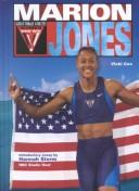 Cover of: Marion Jones (Women Who Win) by Vicki Cox