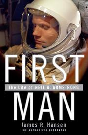 Cover of: First Man by James R. Hansen