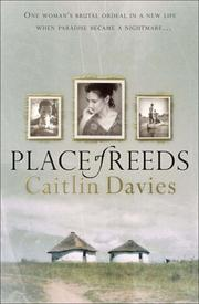 Cover of: Place of Reeds | Caitlin Davies