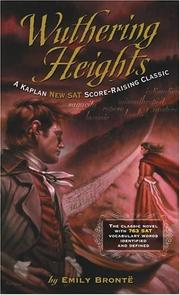 Cover of: Wuthering Heights by Emily Brontë