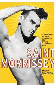 Cover of: Saint Morrissey by Simpson, Mark