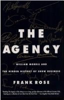 Cover of: The Agency by Frank Rose