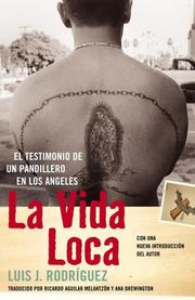 Cover of: La Vida Loca (Always Running) | Luis J. Rodriguez