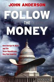 Cover of: Follow the Money | John Anderson