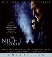 Cover of: The Night Listener Movie Tie-In Edition CD by Armistead Maupin