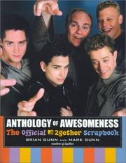 Cover of: Anthology of awesomeness | Brian Gunn