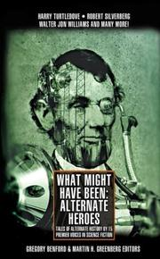 Cover of: What Might Have Been | Martin H. Greenberg
