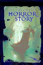 Cover of: My Favorite Horror Story | Martin H. Greenberg