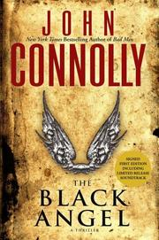 Cover of: The black angel | John Connolly
