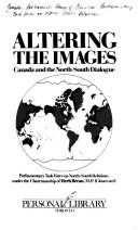 Cover of: Altering the images by Canada