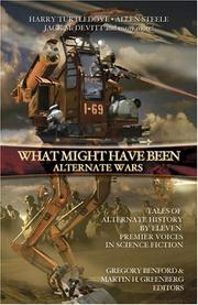 Cover of: Alternate Wars (What Might Have Been, Vol. 3) | Martin H. Greenberg