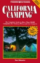 Cover of: California Camping, New 1996-1997 | Tom Stienstra