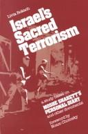 Cover of: Israel's sacred terrorism | Livia Rokach