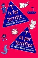 "Cover of: ""T"" is for ""terrific"" by Mahji Hall"