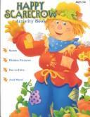 Happy Scarecrow Activity Book (Happy Halloween Promotion)