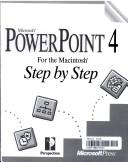 Cover of: Microsoft Powerpoint 4 for the Macintosh by Perspection Inc.