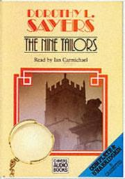 Cover of: The nine tailors by Dorothy L. Sayers