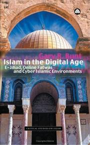 Cover of: Islam In The Digital Age | Gary R. Bunt