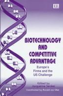 Cover of: Biotechnology and Competitive Advantage | Jacqueline Senker